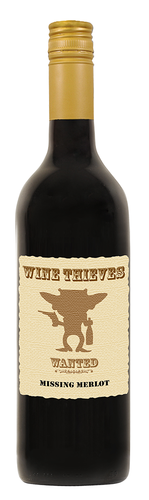 WINE THIEVES MERLOT GOLD