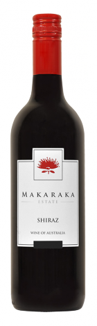 MAKARAKA ESTATE SHIRAZ